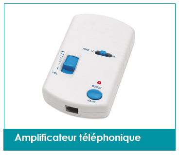 amplificateur telephonique