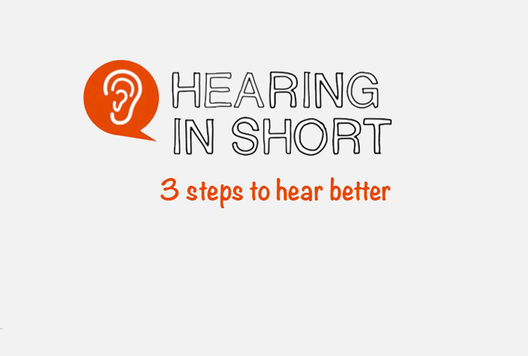 3 steps to hear better