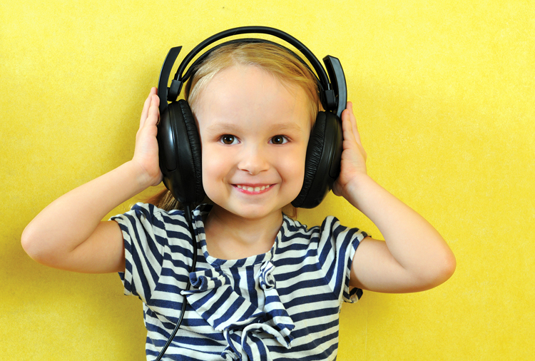 Children hearing loss