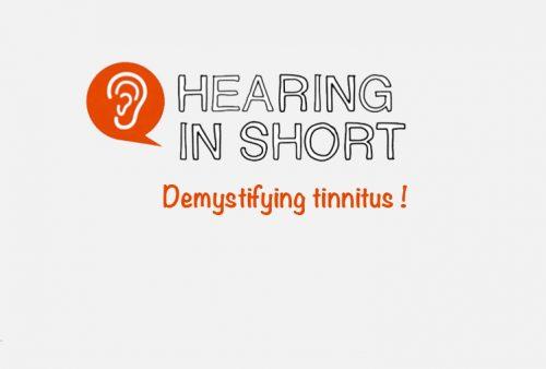Demystifying tinnitus