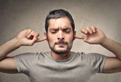 L'hyperacousie, l'hypersensibilité aux sons