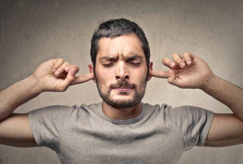 Hyperacusis: hypersensitivity to sound