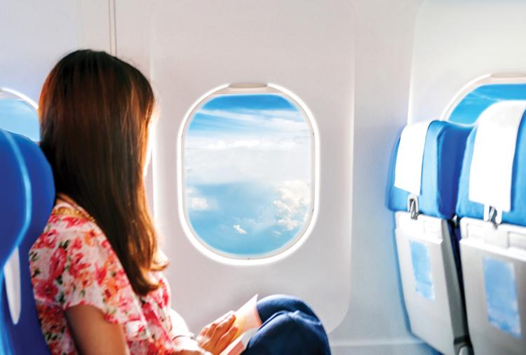Vos oreilles en avion