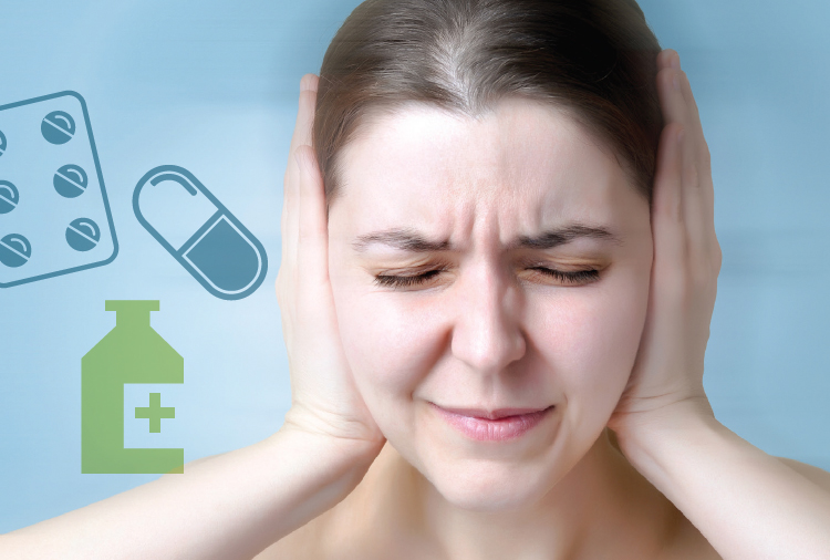 Ototoxic medication