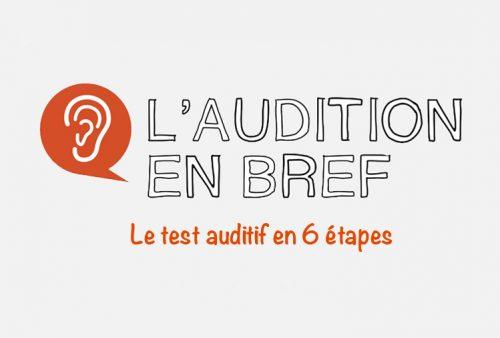 Le test auditif complet en 6 étapes