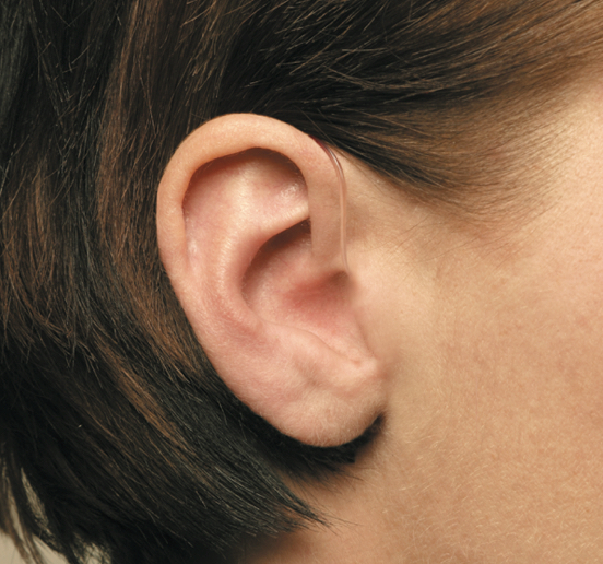 Mini contour d'oreille